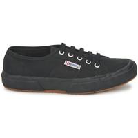 Schoenen Lage sneakers Superga 2750 - classic - Noir