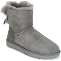 Schoenen Dames Snowboots UGG BAILEY BOW Grey