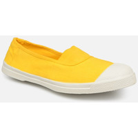 Schoenen Dames Tennis Bensimon TENNIS Citron.
