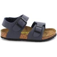 Schoenen Kinderen Sandalen / Open schoenen Birkenstock NEW YORK Bleu