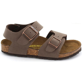 Schoenen Kinderen Sandalen / Open schoenen Birkenstock NEW YORK Marron