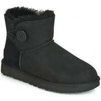 Schoenen Dames Snowboots UGG BAILEY BUTTON Noir