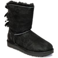Schoenen Heren Snowboots UGG BAILEY BOW Black