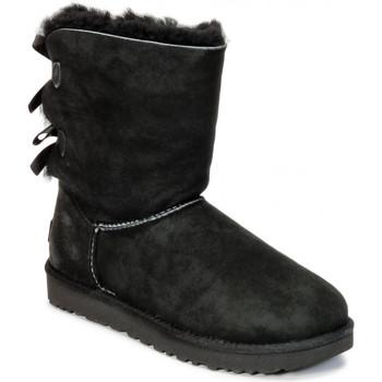 Schoenen Heren Snowboots UGG BAILEY BOW Noir