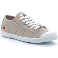 Schoenen Heren Lage sneakers Le Temps des Cerises BASIC 02 Beige