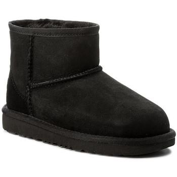 Schoenen Kinderen Snowboots UGG CLASSIC MINI II Noir