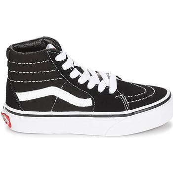 Schoenen Kinderen Hoge sneakers Vans SK8-HI Noir