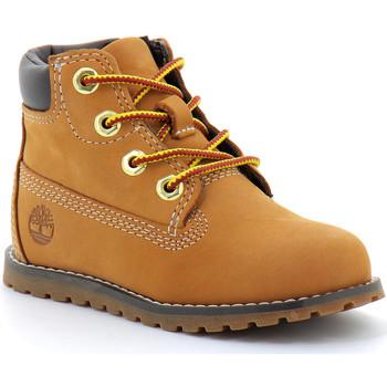 Schoenen Kinderen Laarzen Timberland BOOT Wheat-jaune