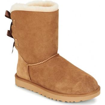 Schoenen Heren Snowboots UGG BAILEY BOW Chestnut