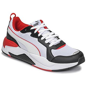 Schoenen Heren Lage sneakers Puma X-RAY Wit / Zwart / Rood