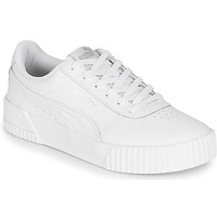 Schoenen Dames Lage sneakers Puma CARINA Wit