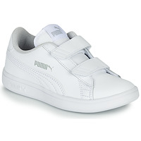 Schoenen Kinderen Lage sneakers Puma Puma Smash v2 L V PS Wit