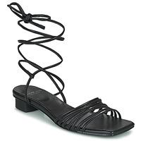 Schoenen Dames Sandalen / Open schoenen Vagabond Shoemakers ANNI Zwart