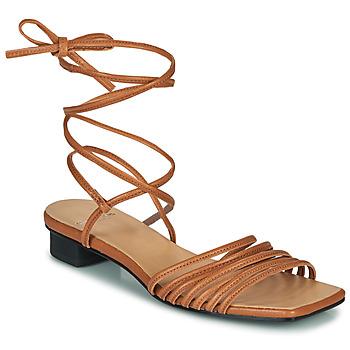 Schoenen Dames Sandalen / Open schoenen Vagabond Shoemakers ANNI Camel