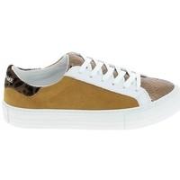 Schoenen Dames Lage sneakers No Name Arcade Bronze Safran Bruin