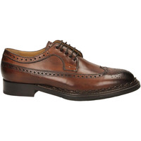 Schoenen Heren Derby Brecos VITELLO brandy