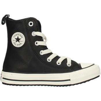 Schoenen Hoge sneakers Converse 666418C Black