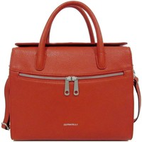 Tassen Dames Computertassen Gigi Fratelli Leren Laptoptas / Tablet tas 10 inch Romance Business ROM8010 Oranje