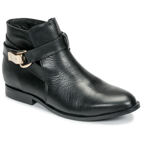 Schoenen Dames Laarzen Betty London DOODI Zwart