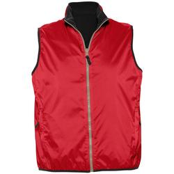 Textiel Vesten / Cardigans Sols WINNER UNISEX REVERSIBLE Rojo