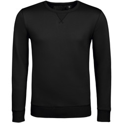 Textiel Heren Sweaters / Sweatshirts Sols SULLY CASUAL MEN Negro