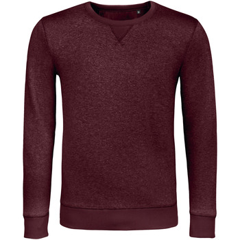 Textiel Heren Sweaters / Sweatshirts Sols SULLY CASUAL MEN Violeta