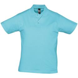 Textiel Heren Polo's korte mouwen Sols PRESCOTT CASUAL DAY Azul