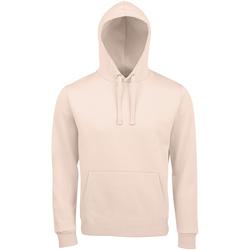 Textiel Dames Sweaters / Sweatshirts Sols SPENCER KANGAROO WOMEN Rosa