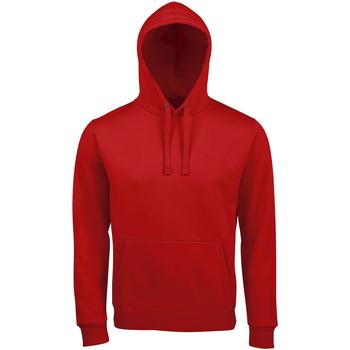 Textiel Dames Sweaters / Sweatshirts Sols SPENCER KANGAROO WOMEN Rojo