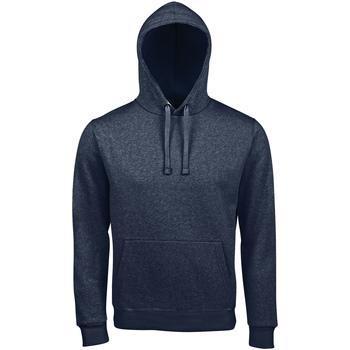 Textiel Dames Sweaters / Sweatshirts Sols SPENCER KANGAROO WOMEN Azul