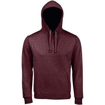 Textiel Dames Sweaters / Sweatshirts Sols SPENCER KANGAROO WOMEN Violeta