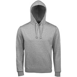 Textiel Heren Sweaters / Sweatshirts Sols SPENCER KANGAROO MEN Gris