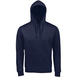 Textiel Heren Sweaters / Sweatshirts Sols SPENCER KANGAROO MEN Azul
