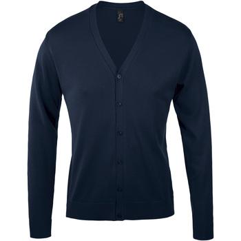 Textiel Heren Vesten / Cardigans Sols GOLDEN ELEGANT MEN Azul