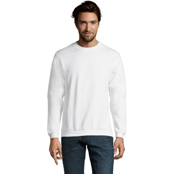 Textiel Heren Sweaters / Sweatshirts Sols SPIDER CITY MEN Blanco
