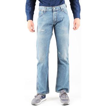 Textiel Heren Straight jeans Wrangler Dayton W179EB497 blue