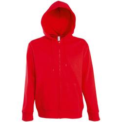 Textiel Heren Trainings jassen Sols SEVEN KANGAROO MEN Rojo