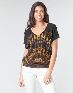 Textiel Dames Tops / Blousjes Desigual NAPOLES Multi