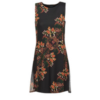 Textiel Dames Korte jurken Desigual PAPILLON Multicolour