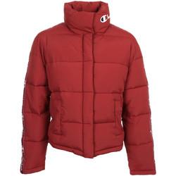 Textiel Dames Dons gevoerde jassen Champion Jacket Wn's Rood
