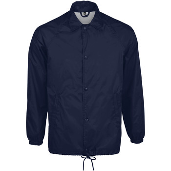 Textiel Heren Windjack Sols SACRAMENTO HIDRO MEN Azul