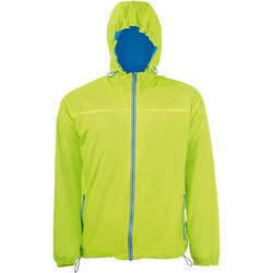 Textiel Windjack Sols SKATE HIDRO SPORT Verde