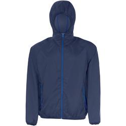Textiel Windjack Sols SHORE HIDRO SPORT Azul
