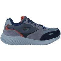 Schoenen Heren Sneakers Skechers Bounder 52590 Zapatillas Deportivas de Hombre Zwart