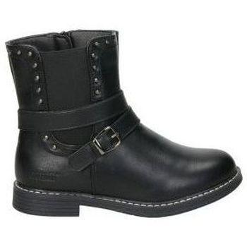 Schoenen Meisjes Laarzen Crecendo 1611 Noir
