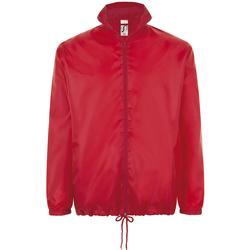 Textiel Windjack Sols SHIFT HIDRO SPORT Rojo