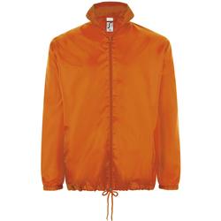 Textiel Windjack Sols SHIFT HIDRO SPORT Naranja