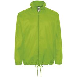 Textiel Windjack Sols SHIFT HIDRO SPORT Verde
