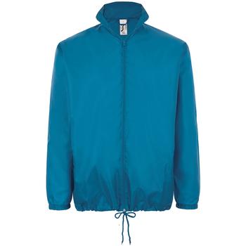 Textiel Windjack Sols SHIFT HIDRO SPORT Azul