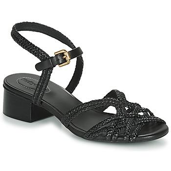 Schoenen Dames Sandalen / Open schoenen See by Chloé SB34161A Zwart